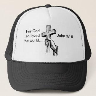Christian Clothing Trucker Hat
