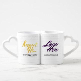 Christian Couple Mugs