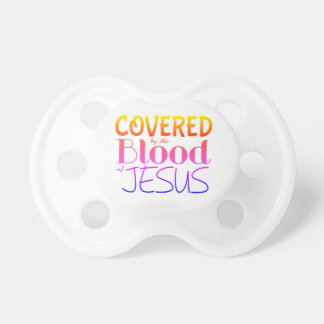 Christian Covered By The Blood of Jesus Dummy