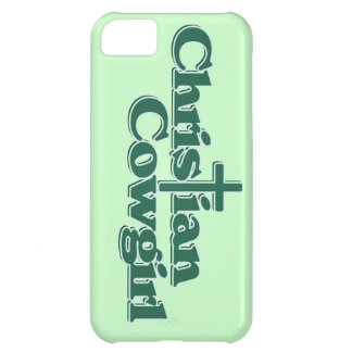 Christian Cowgirl iPhone 5C Covers