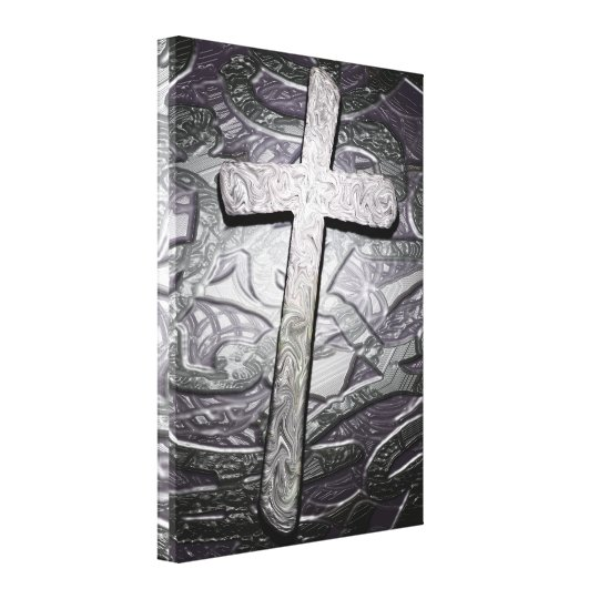 Christian Cross Graphic Wall Art