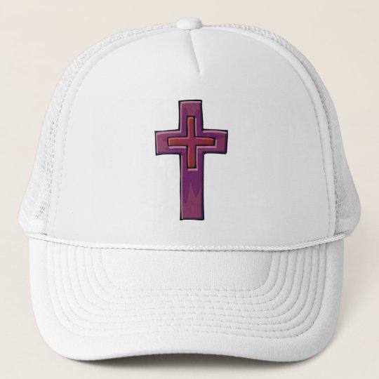 Christian Cross Hat