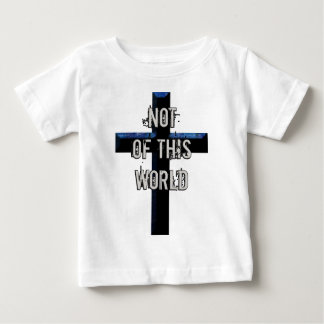 "Christian Cross ""Not of this World"" T-shirt"