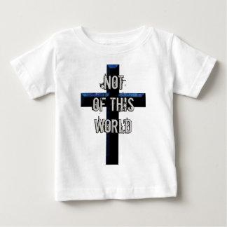 "Christian Cross ""Not of this World"" T-shirt"