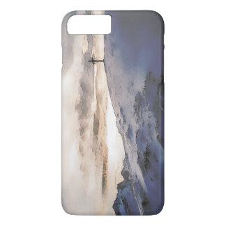 Christian Cross On Mountain iPhone 7 Plus Case