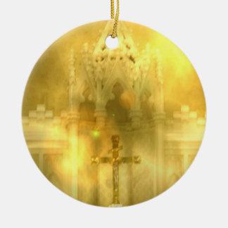 Christian Cross Ornament