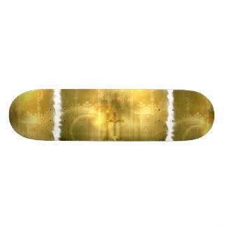 Christian Cross Skateboard