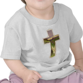 Christian Cross Tee Shirt