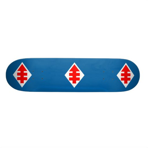 Christian Democrat Party Of Chile, Chile Skateboard Deck