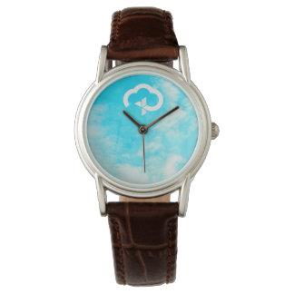 Christian Eternal Life Cross & Cloud Wrist Watches