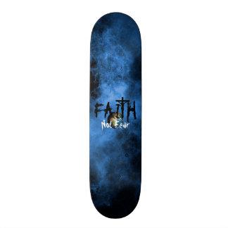 Christian Faith 21.3 Cm Mini Skateboard Deck