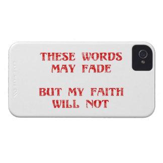 Christian Faith Case-Mate iPhone 4 Case