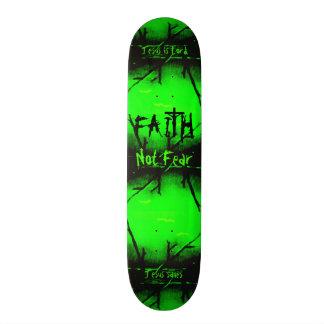 Christian Faith Jesus Skate Deck