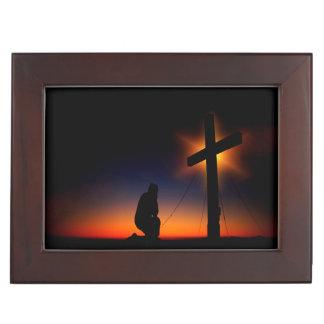 Christian Faith Memory Box