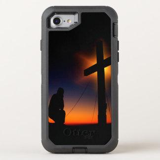 Christian Faith OtterBox Defender iPhone 8/7 Case
