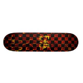 Christian Faith Skateboard