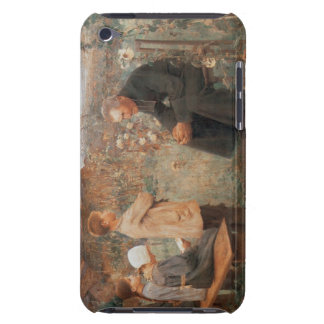 Christian Fine Art Vintage French Painting iPod Touch Case-Mate Case