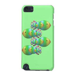 Christian Fish Symbol Families iPod Touch (5th Generation) Cover