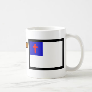Christian Flag Coffee Mug