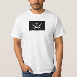Christian Flag T Shirt