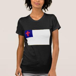 Christian Flag Tee Shirts