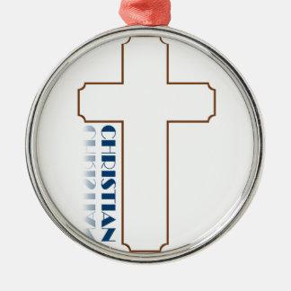 Christian Gifts Christmas Ornament