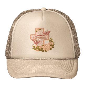 Christian Grandma Mesh Hats