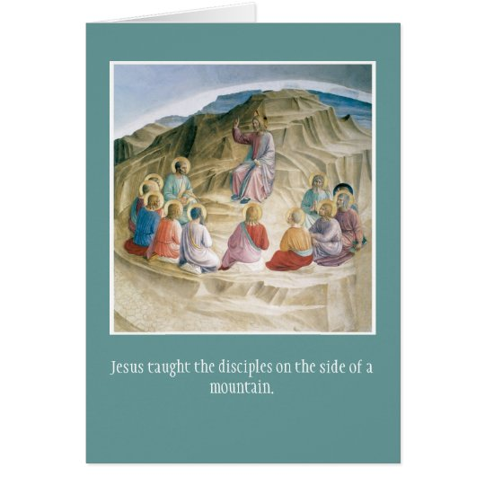 Christian Greeting Card-Encouragement Card