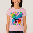 CHRISTIAN GYMNAST PERSONALIZED SCRIPTURE T SHIRT