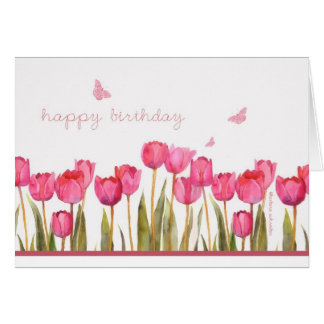 christian happy birthday card, numbers 6:24 greeting card