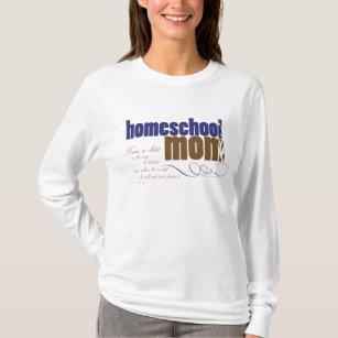 Christian homeschool hoodie - Homeschool Mum