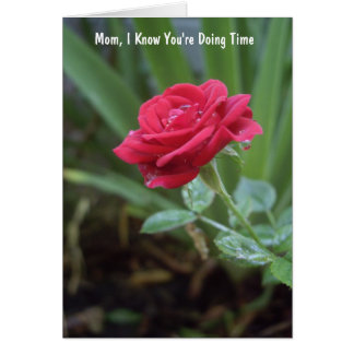 Christian Inmate Mother s Day Card