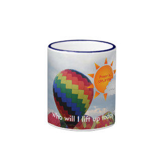 Christian Inspirational Accessories and Gifts Ringer Mug
