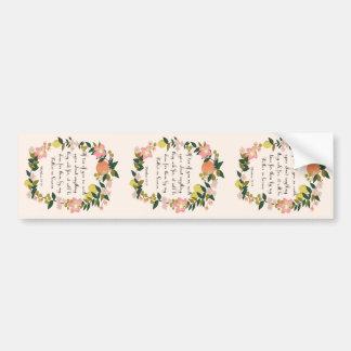 Christian inspirational Art - Matthew 18:19 Bumper Stickers