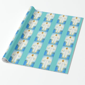 Christian Inspired Wrapping Paper