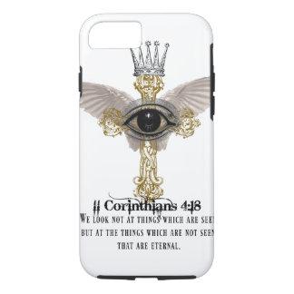 Christian iPhone Case - II Corinthians 4:18