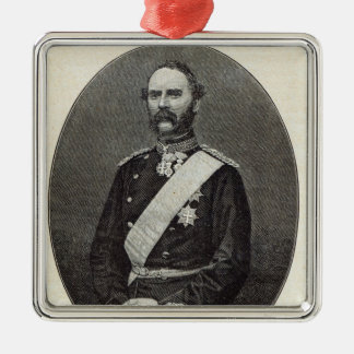 Christian IX, King of Denmark Christmas Ornament