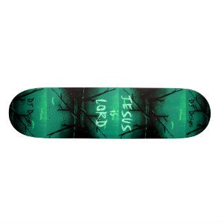 Christian Jesus is Lord Skateboard