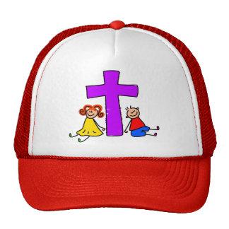 Christian Kids Mesh Hat
