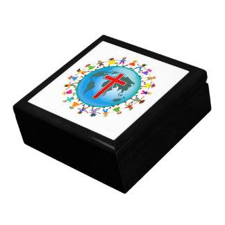 Christian Kids Large Square Gift Box