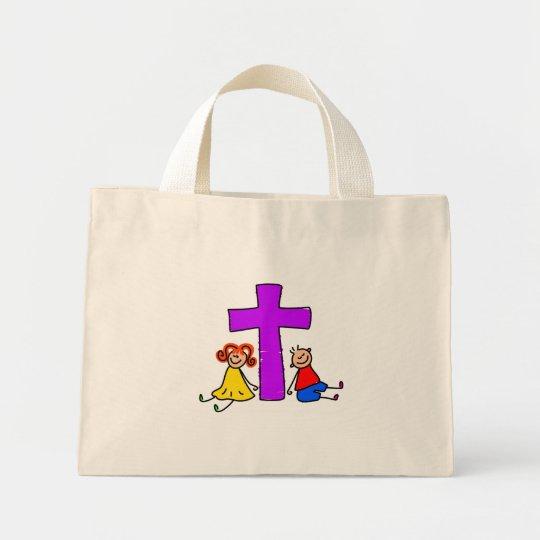 Christian Kids Mini Tote Bag