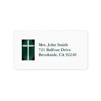 Christian Label Address Label