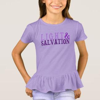 Christian LIGHT AND SALVATION T-Shirt