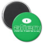 Christian magnet: Alien