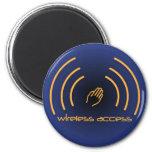 Christian magnet: Wireless Access (prayer)