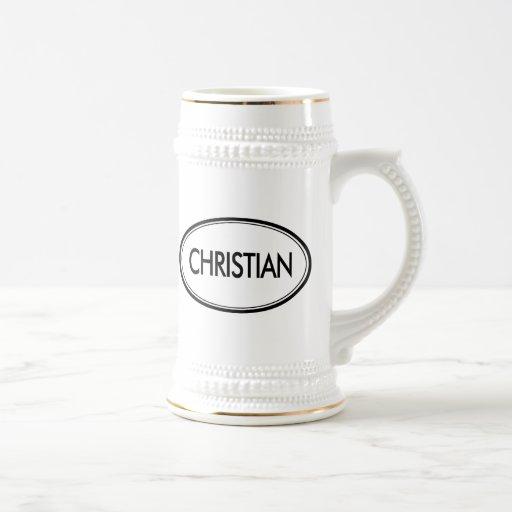 Christian Coffee Mugs
