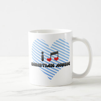 Christian Music fan Coffee Mug
