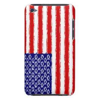 Christian Origin of the U.S.A. Flag iPod Touch Case