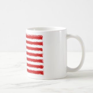 Christian Origin of the U.S.A. Flag Basic White Mug