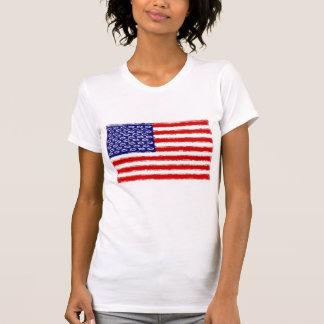 Christian Origin of the U S A Flag Shirts